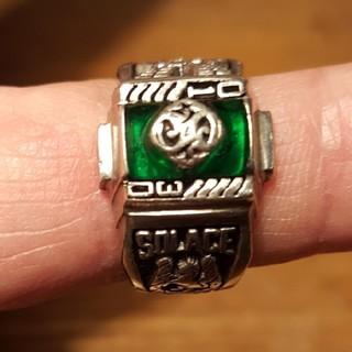 エスオーエスエフピー(S.O.S fp)のカレッジリング(建様専用)(リング(指輪))