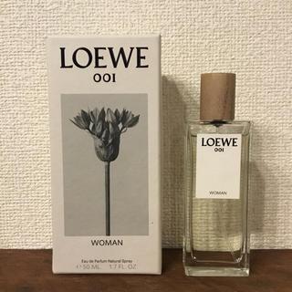 ロエベ(LOEWE)のロエベ  001  WOMAN  50ml (香水(女性用))