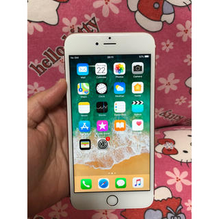 制限△ [値下] 【中古】 ドコモ iPhone6s 64GB OS:10.0.1