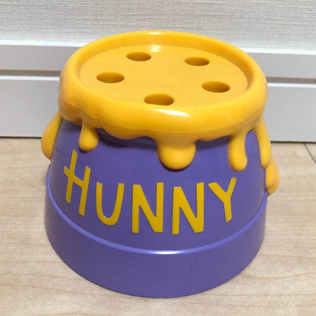 Disney(ディズニー)のプーさん ハチミツの壺 ペン立て インテリア/住まい/