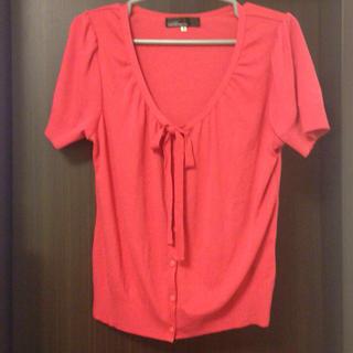 クリアインプレッション(CLEAR IMPRESSION)の♡一度着用♡半袖カットソー(カットソー(半袖/袖なし))