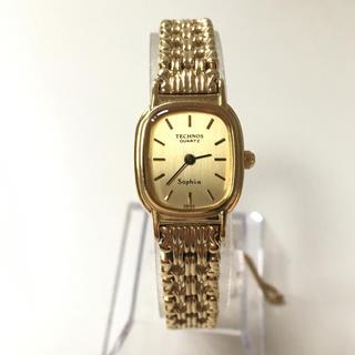 テクノス(TECHNOS)の【TECHNOS】1963 レディース クォーツ(腕時計)