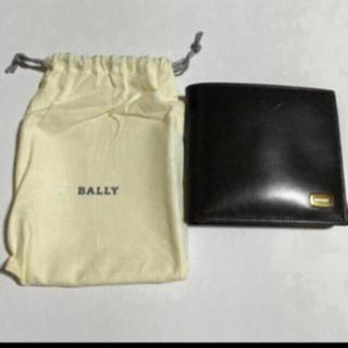 バリー(Bally)の新品 未使用 BALLY メンズ 二つ折りサイフ(折り財布)