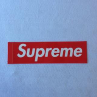 シュプリーム(Supreme)の新品 supreme ステッカー(その他)