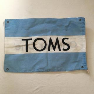 トムズ(TOMS)の美品♡TOMSシューズ入れ(ショップ袋)