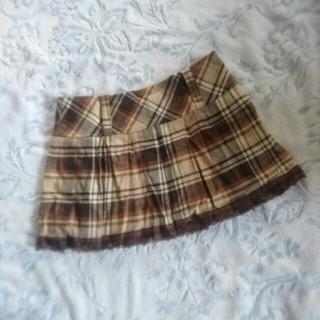 b370ba0e0be681 リズリサ(LIZ LISA)のLIZ LISA☆チェック柄プリーツスカート(ミニスカート