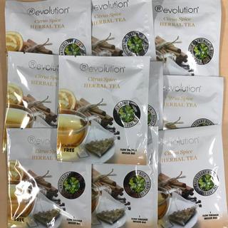 ‼️ レボリューション  シトラススパイス 20袋 賞味期限4月28日‼️(茶)