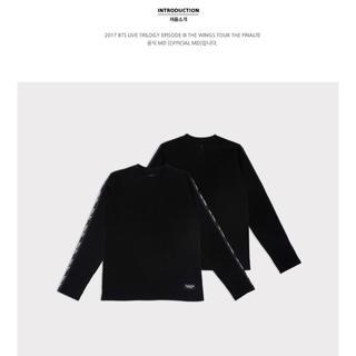 ボウダンショウネンダン(防弾少年団(BTS))のwings ロングTシャツ(Tシャツ(長袖/七分))