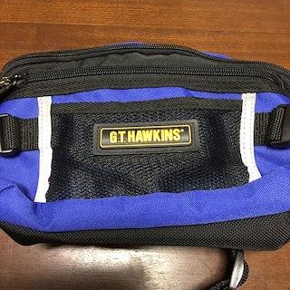 ジーティーホーキンス(G.T. HAWKINS)の値下げしました😂美品  GT  HAWKINS  ボディバック(ボストンバッグ)