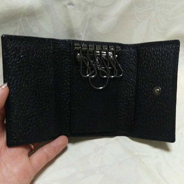 fd9e4e48dc3a Gucci - GUCCI キーケース黒 美品の通販 by goo20130713's shop|グッチ ...