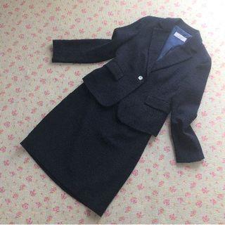 ボールジィ(Ballsey)のボールジー スカートスーツ 38 W68 濃紺 入学入園 結婚式 お受験(スーツ)