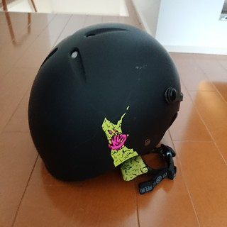 ケーツー(K2)のキッズ youth ユース ヘルメット スキー スノーボード(ウエア/装備)