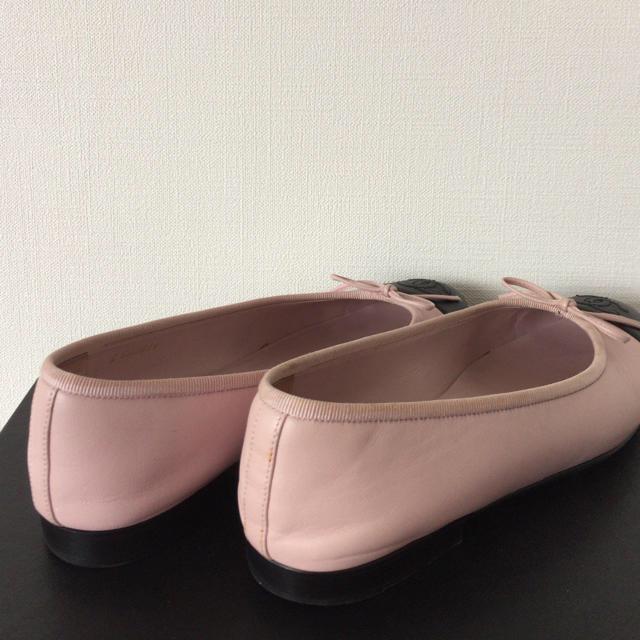 CHANEL(シャネル)のCHANEL❤️バレエシューズ ハイヒール スニーカー ブーツ レディースの靴/シューズ(バレエシューズ)の商品写真