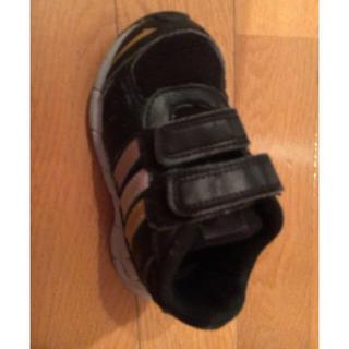アディダス(adidas)のadidas スニーカー 13㎝ 左のみ(スニーカー)