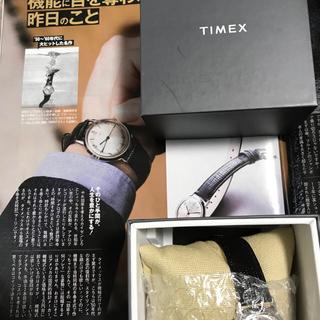 タイメックス(TIMEX)のタイメックス 復刻マーリン TIMEX(腕時計(アナログ))