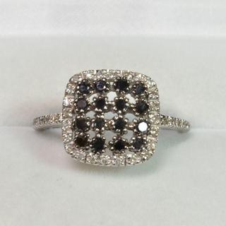 10K ダイヤ 指輪 DNYC(ダニアオブニューヨーク)(リング(指輪))