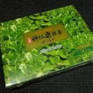【rn6721様専用】お茶村 神仙桑抹茶ゴールド 60包入 2個(茶)