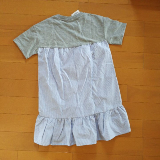 nanao様専用 ワンピース1点 キッズ/ベビー/マタニティのキッズ服 女の子用(90cm~)(ワンピース)の商品写真