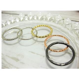 【新品】ファランジリング5点セット(リング(指輪))