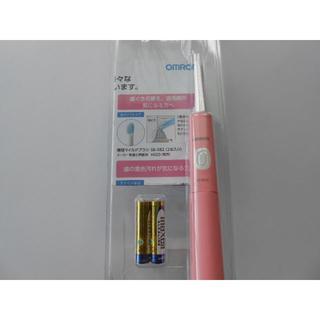 オムロン(OMRON)のオムロン 音波式電動歯ブラシ/HT-B2120 ピンク(歯ブラシ/デンタルフロス)