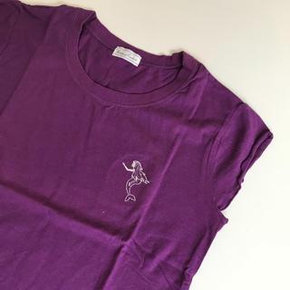 コンビミニ(Combi mini)の新品未使用【リボンキャスケット】マーメイドTシャツ(Tシャツ(半袖/袖なし))