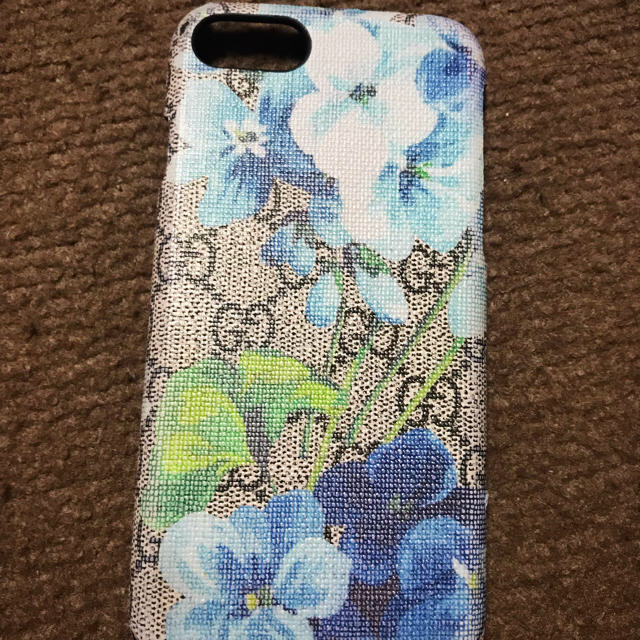 iphone7 ケース ステューシー | Gucci - GUCCI iPhone7ケースの通販 by ラムちゃん|グッチならラクマ