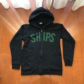 シップス(SHIPS)のSHIPS パーカー 140 キッズ 男女(Tシャツ/カットソー)