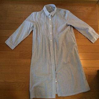 ムジルシリョウヒン(MUJI (無印良品))の無印良品 ストライプシャツ
