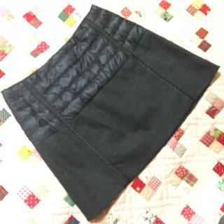 モンクレール(MONCLER)のモンクレール スカート(ミニスカート)
