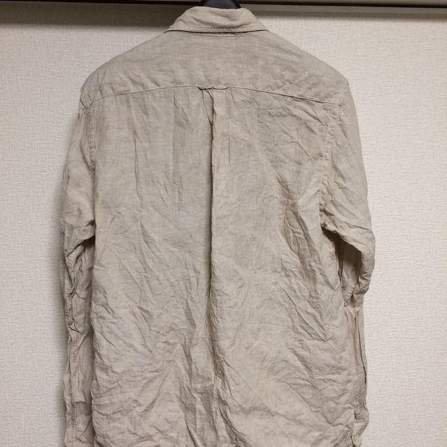 無印良品 ハーフボタンシャツ 半袖シャツ サイズS