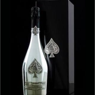 アルマンドバジ(Armand Basi)のアルマンドシルバー 3本セット 大井様 専用(シャンパン/スパークリングワイン)