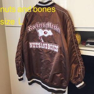 ナッツアンドボーンズ(nutsANDbones)のnuts and bones スカジャン(スカジャン)