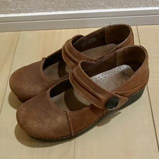 ダンスコ(dansko)のダンスコ dansko ストラップシューズ 39(ローファー/革靴)