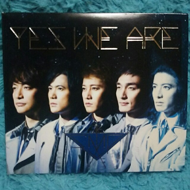 SMAP - 中古初回盤A☆YES WE ARE/...