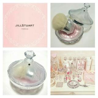 ジルスチュアート(JILLSTUART)の 春色 ❤ JILLSTUART ブラッシュ チーク 人気完売品(チーク)