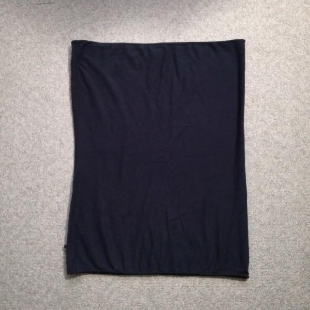 MUJI (無印良品)(ムジルシリョウヒン)の美品 無印良品 腹巻き はらまき レディースの下着/アンダーウェア(アンダーシャツ/防寒インナー)の商品写真
