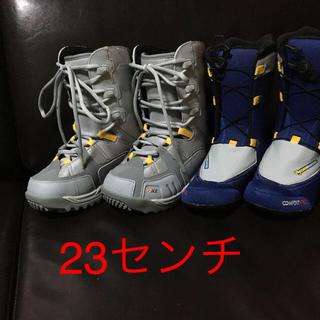 ケーツー(K2)の送料無料‼️値下げ‼️ジュニアスノーボードブーツ、k2 スノーボードブーツ 23(ブーツ)