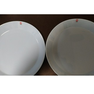イッタラ(iittala)のイッタラ(iittala) ティーマ 26cmプレート 2枚(食器)