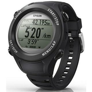 ガーミン(GARMIN)の◆新品◆EPSON Wristable GPS 腕時計 SF-110B(その他)