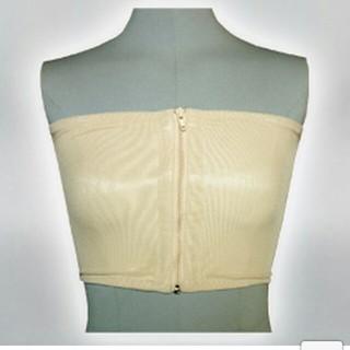 Bホルダー、胸つぶしカイロポケット付き(コスプレ用インナー)