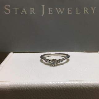 スタージュエリー(STAR JEWELRY)のまー90433555様専用 STAR JEWELRY ダイヤリング (リング(指輪))