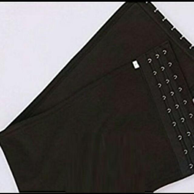 【新品】 送料無料 ナベシャツ 胸つぶし 黒 エンタメ/ホビーのコスプレ(コスプレ用インナー)の商品写真