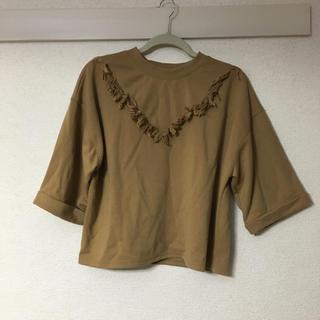 ミスティウーマン(mysty woman)のmystywoman  (Tシャツ(半袖/袖なし))