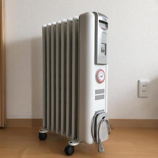 デロンギ(DeLonghi)のデロンギ ヒーター H290812EC(オイルヒーター)
