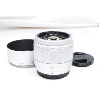 オリンパス(OLYMPUS)の★新品★パナソニック 単焦点レンズ LUMIX G 25mm F/1.7(レンズ(単焦点))