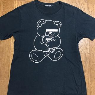 アンダーカバー(UNDERCOVER)の激レア 初期 目隠しクマ ベア Tシャツ アンダーカバー undercover(その他)