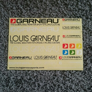 ルイガノ(LOUIS GARNEAU)のルイガノ ステッカー(その他)
