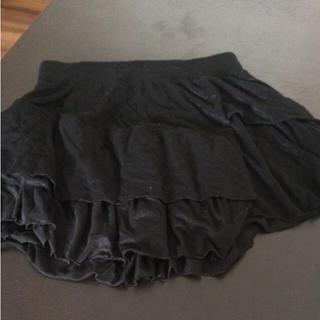 デイズオブフリーダム(DAYS OF FREEDOM)のDAYS OF FREEDOM ダメージスカート 黒(ミニスカート)