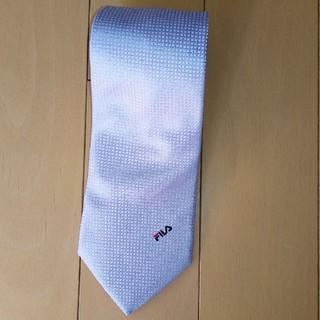フィラ(FILA)の[yumi3812さん専用]新品ネクタイ FILA シルク100%(ネクタイ)
