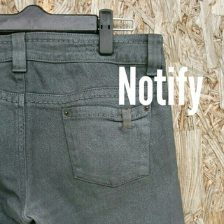 ノティファイ(Notify)のNotifyノティファイ コーティングパンツ(デニム/ジーンズ)